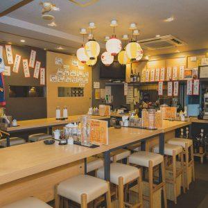 博多真侍酒場 さむらい食堂