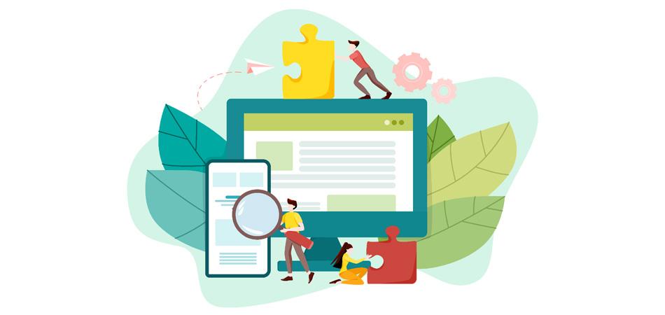 ホームページ制作時や運用時に目的として決める「KGI」と「KPI」について